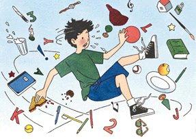 Hipercatividade e défice de atenção